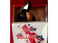 Brand New #FMUK Black #Woman #Shoes size 3. £ 10 Free P&P