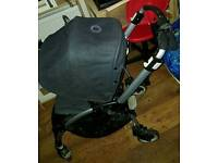 Bugaboo Bee Plus Limited Edition 107 Demin