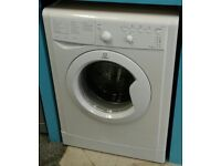 g248 white indesit 7kg washing machine comes with warranty can be delivered or collected