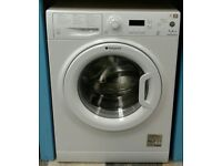 F363 white hotpoint 7kg 1400 spin washing machine with warranty can be delivered or collected