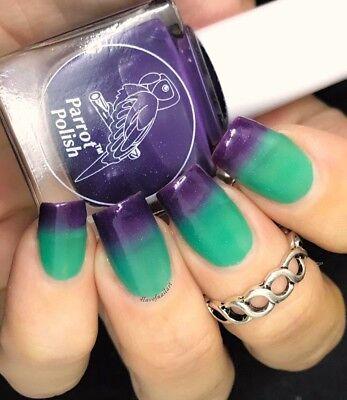 Parrot Polish Purple Gum Paste (Thermal) (Purple Gum)