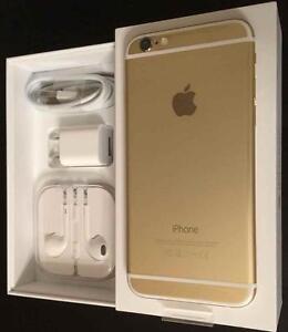 16GB Apple iPhone 6 Gold new Unlocked
