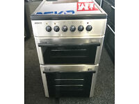 a028 stainless steel beko 50cm ceramic electric cooker comes with warranty can be delivered or col