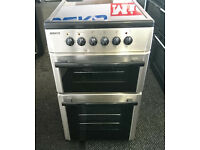 e028 stainless steel beko 50cm ceramic electric cooker comes with warranty can be delivered or coll