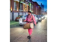 dhol players, brass band bajas Indian dancers bradford weddings occasions corporate events asian djs