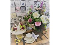 Spring Floral Workshop with Supper Tues 17th April