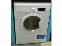 785 white indesit 7+5kg 1200 spin washer dryer with warranty can be delivered or collected