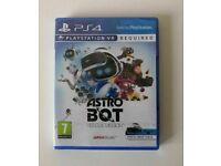 [New/Sealed] Astro Bot Rescue Mission VR [PSVR] PS4