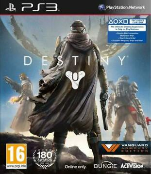 PS3 Destiny - Vanguard Edition