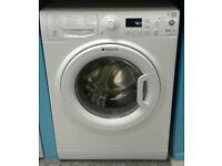 e700 white hotpoint 8kg&6kg 1400spin washer dryer comes with warranty can be delivered or collected
