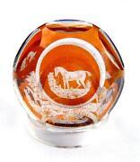Antique Bohemian Glass