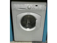 a662 white hotpoint 7kg 1400spin washer dryer comes with warranty can be delivered or collected