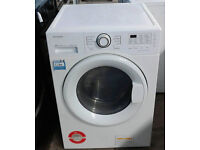 p465 white daewoo 9kg&7kg 1400spin washer dryer comes with warranty can be delivered or collected