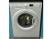 a700 white hotpoint 8kg*6kg 1400spin A rated washer dryer comes with warranty can be delivered