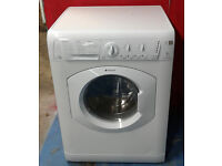 b594 white hotpoint 7kg 1200spin washer dryer comes with warranty can be delivered or collected