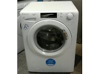h189 white candy 10kg 1400spin A+++ washing machine come with warranty can be delivered or collected