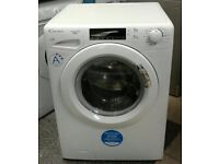 f189 white candy 10kg 1400spin A+++ washing machine come with warranty can be delivered or collected