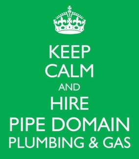 Plumber gas fitter hot water