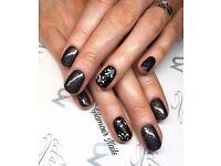 Mobile Gel manicure, Shellac, gel extension