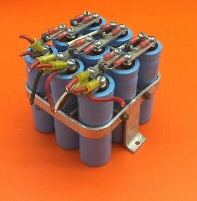 Cornell Dubilier Capacitor Bank 200 Amp Capacitors Dcmx182t200ac2b