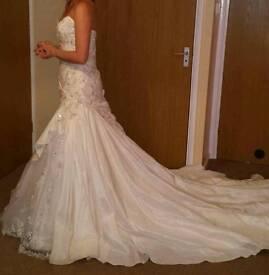 Maggie Sottero Jovi wedding dress size 10