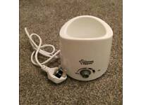Tommee tippee electric bottle and food warmer brand new