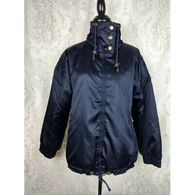1f8bc4e5aa Bogner Womens Ski Jacket Coat Size 10 Dark Navy Blue Layerlite System Winter