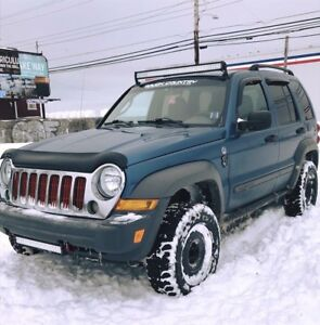 05 Jeep Liberty part out
