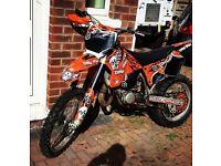Ktm exc200 2002