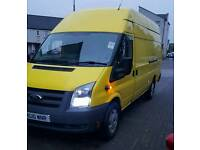 2010 ford transit t350 jumbo swap for camper or conversion