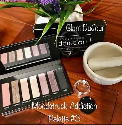 Younique Moodstruck Addiction Palette 3   2 Ml Sample Only  Choose Color