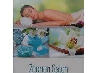 Zeenon Salon £5 Introductory Deals