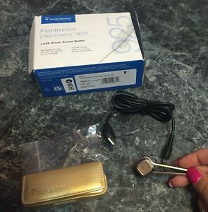 Plantronics Bluetooth headset. Only used once Marangaroo Wanneroo Area Preview