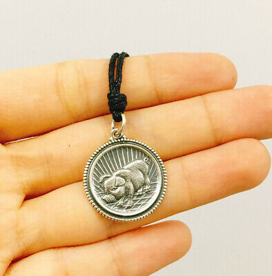 Chinese Zodiac Animal 925 Sterling Silver Necklace Pendant Horoscope Jewelry