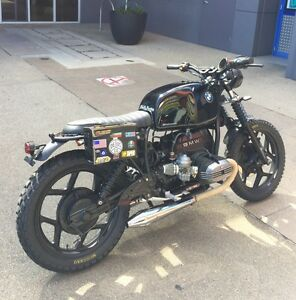BMW R65 scrambler / cafe racer custom LAMS For sale Ashburton Boroondara Area Preview