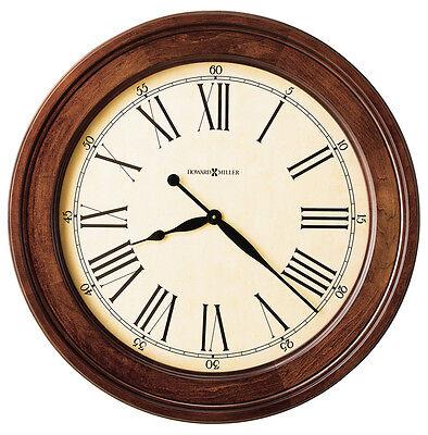 620-242 HOWARD MILLER WALL CLOCK  -  GRAND AMERICANA   620242