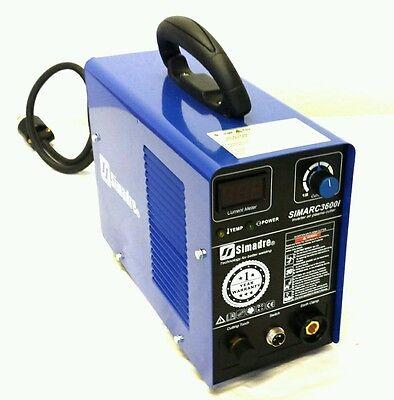 Plasma Cutter Ct3600i Igbt 220v 36 Amp Dc Inverter 30 Consumables Simadre