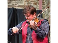 Fiddle/violin lessons for all ages ages and abilities