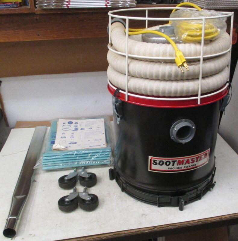 Mastercraft Ind. Sootmaster Vacuum Cleaner 625M (New No Box)