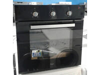 E294 black whirlpool single integrated electric oven new with manufacturers warranty