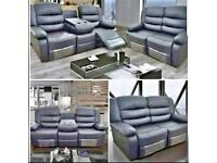 🤩🤩Hot Sale - Brand New CHICAGO RECLINER 3+2+1 SEATER SOFA- Best Price with Premium Quality🤩🤩