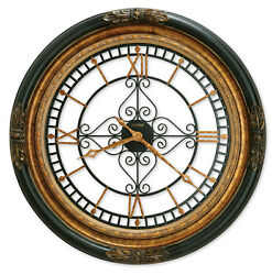 HOWARD MILLER - 37 GALLERY WALL CLOCK ROSARIO 625-443    625443