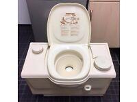 Thetford cassette toilet Caravan Motor home toilet 12v flush