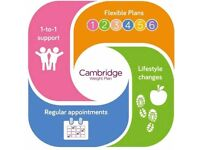 Lose weight with Cambridge Weight Plan