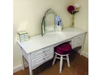 Upcycled dresser