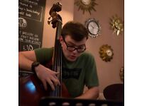 Professional Bass Guitar and Double Bass Tutor/Lessons in Leeds