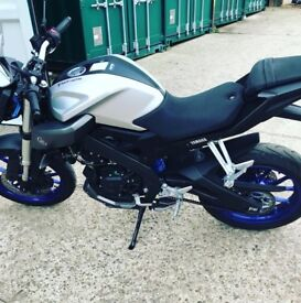 Yamaha MT125 ABS **REDUCED**