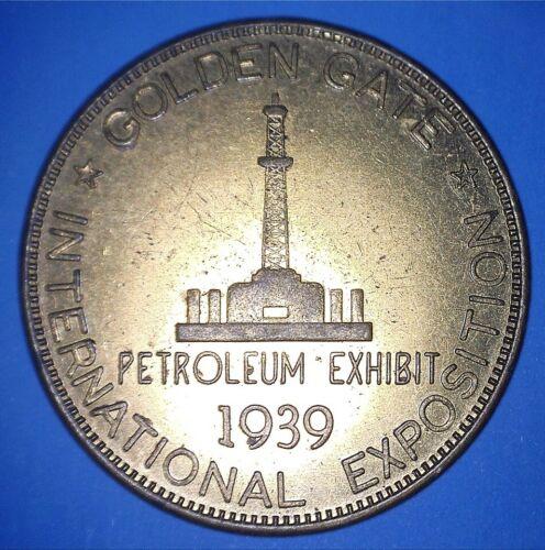 1939 PETROLEUM EXHIBIT - GOLDEN GATE INTERNATIONAL EXPOSITION - *78555403