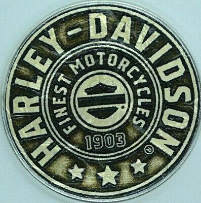 Harley Davidson American Silver Eagle 1oz.999 Limited Edition Silver Dollar Coin