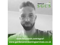 SGCS – Garden Maintenance and Cleaning Services.